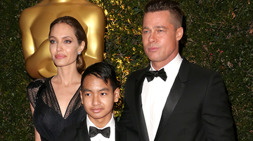 Entertainment News - Maddox Jolie-Pitt Made Made A Comment About Relationship With Brad Pitt