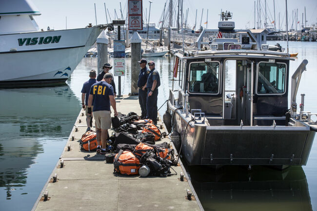 Community Stunned By Dive Boat Accident