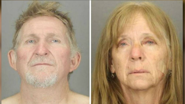 U.S. Marshals: Fugitives Blane and Susan Barksdale arrested