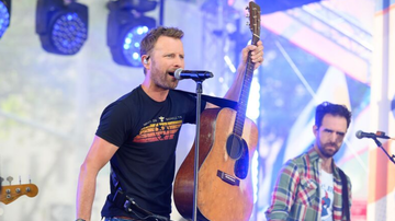 iHeartCountry - Dierks Bentley, Darius Rucker And More To Perform Hurricane Relief Concert