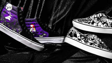Beth and Friends - Nightmare Before Christmas Vans Are Coming & They're Perfect