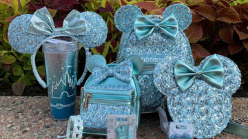 Beth and Friends - Disney Now Has Frozen Arendelle Aqua Collection Coming To Disneyland