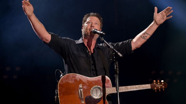 Blake Shelton, Luke Combs And More Help Get Craig Morgan's Song To No. 1