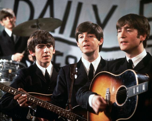Ex-Beatle George Harrison Dies