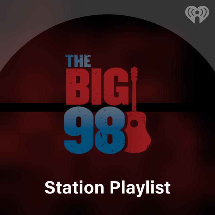 The Big 98 Playlist