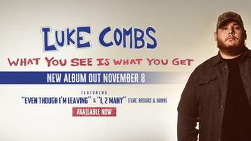 Katie Price - LISTEN: Luke Combs' New Song Featuring Brooks & Dunn '1, 2 Many'