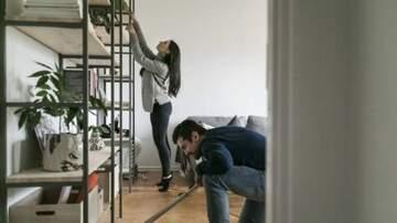 Julie's - Half of Men Say Chores Are Split Evenly...Women Disagree