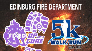 None - Edinburg Fire Department Fixed Up For a Cure 5k Walk/Run with CHIEF
