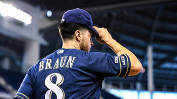 Brewers - Brewers sweep Marlins with 3-2 win Thursday