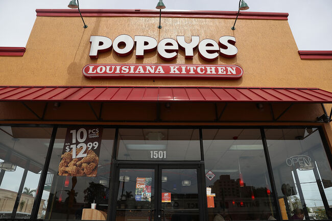 Burger King Parent Restaurants International Acquires Popeyes For $1.8 Billion