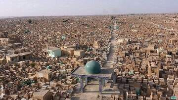 Coast to Coast AM with George Noory - Gravediggers at Massive Cemetery in Iraq Share Chilling Ghost Stories