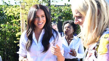 Nina - Meghan Markle Makes First Official Outing Since Giving Birth!