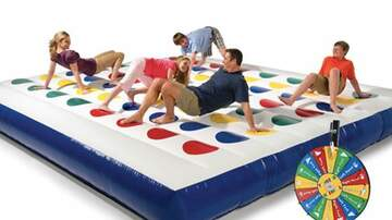 Reid - There's A Giant Inflatable Version Of Twister & I Need It Now