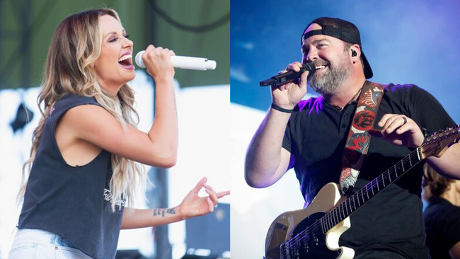 Carly Pearce Announces New Duet With Lee Brice, 'I Hope You're Happy Now'