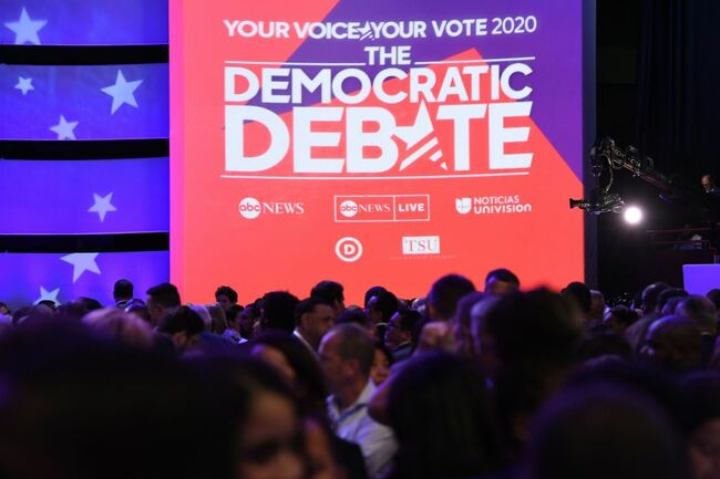 US-VOTE-2020-DEMOCRATS-DEBATE-POLITICS