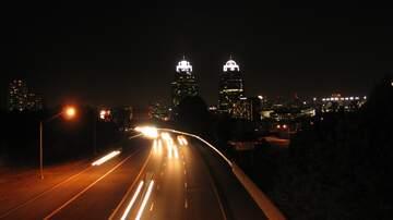 Angie Ward - Atlanta Goes Orange on Friday 13th
