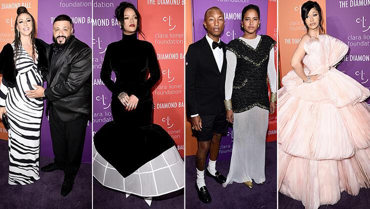 Rihanna's Diamond Ball 2019: Pharrell, DJ Khaled & More | iHeartRadio