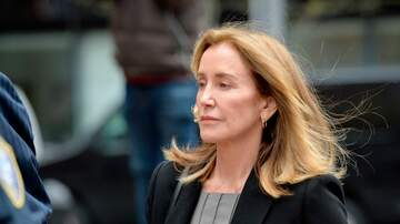 WMZQ Trending - Felicity Huffman To Serve 14 Days In Jail