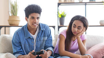 The Rendezvous - What To Do When Your Partner Plays Video Games All The Time