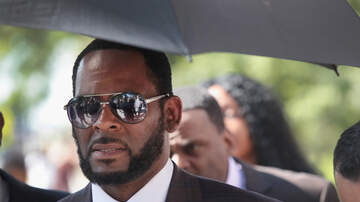 The WGCI Morning Show - Another Warrant Was Issued For R.Kelly's Arrest!