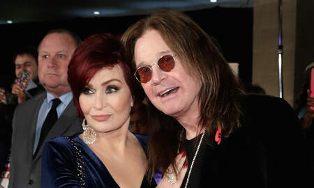 Rock News - Sharon Osbourne Says Ozzy Is Real Life Iron Man After Brutal Year