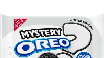 Entertainment News - You Can Win $50K By Guessing Oreo's New Mystery Flavor