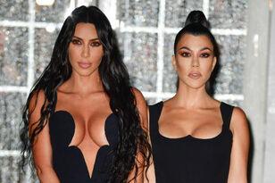Kim Kardashian Calls Kourtney A 'Fake Humanitarian H*e' During Heated Fight