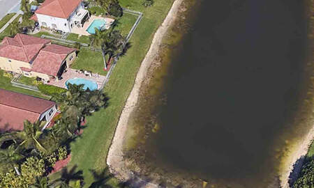 Weird News - Florida Man's Remains Found After His Car Was Spotted On Google Earth