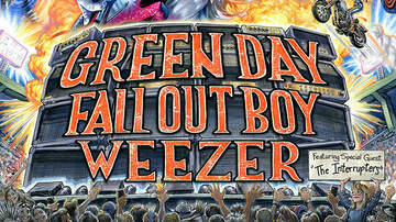 Contest Rules - Green Day | Fall Out Boy | Weezer Ticket Takeover