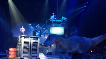 Photos - A special look into Jurassic World Live at Amway Center!