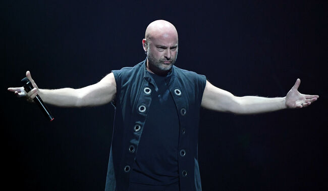 Disturbed In Concert With Three Days Grace - Las Vegas, NV