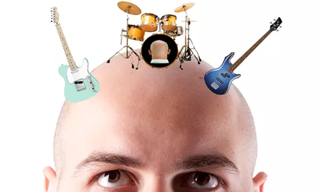 Rock News - The 10 Baldest Rockers Celebrating Bald Is Beautiful Day
