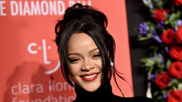 Trending - Rihanna Sparks Pregnancy Rumors At Diamond Ball
