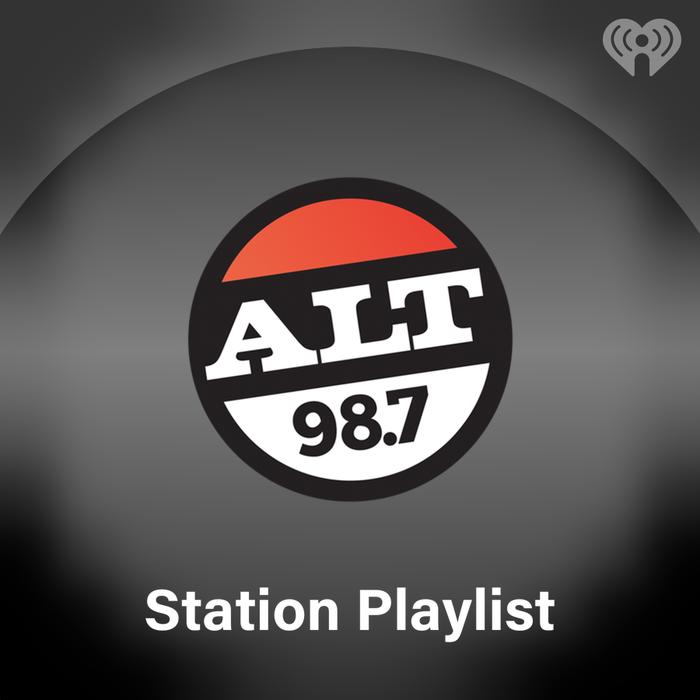 ALT 98.7 Playlist