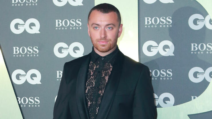 Sam Smith Wants To Be Referred To As 'They' Instead Of 'He' | iHeartRadio