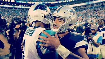 The Herd with Colin Cowherd - Colin Cowherd Says Dak Prescott is Better Than Cam Newton