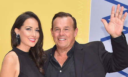 Music News - Sammy Kershaw Welcomes Fifth Child