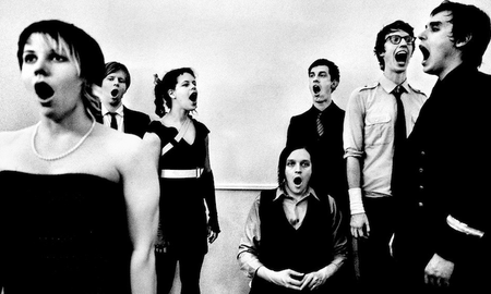 Trending - Arcade Fire Celebrate 15th Anniversary Of Their Debut Album 'Funeral'