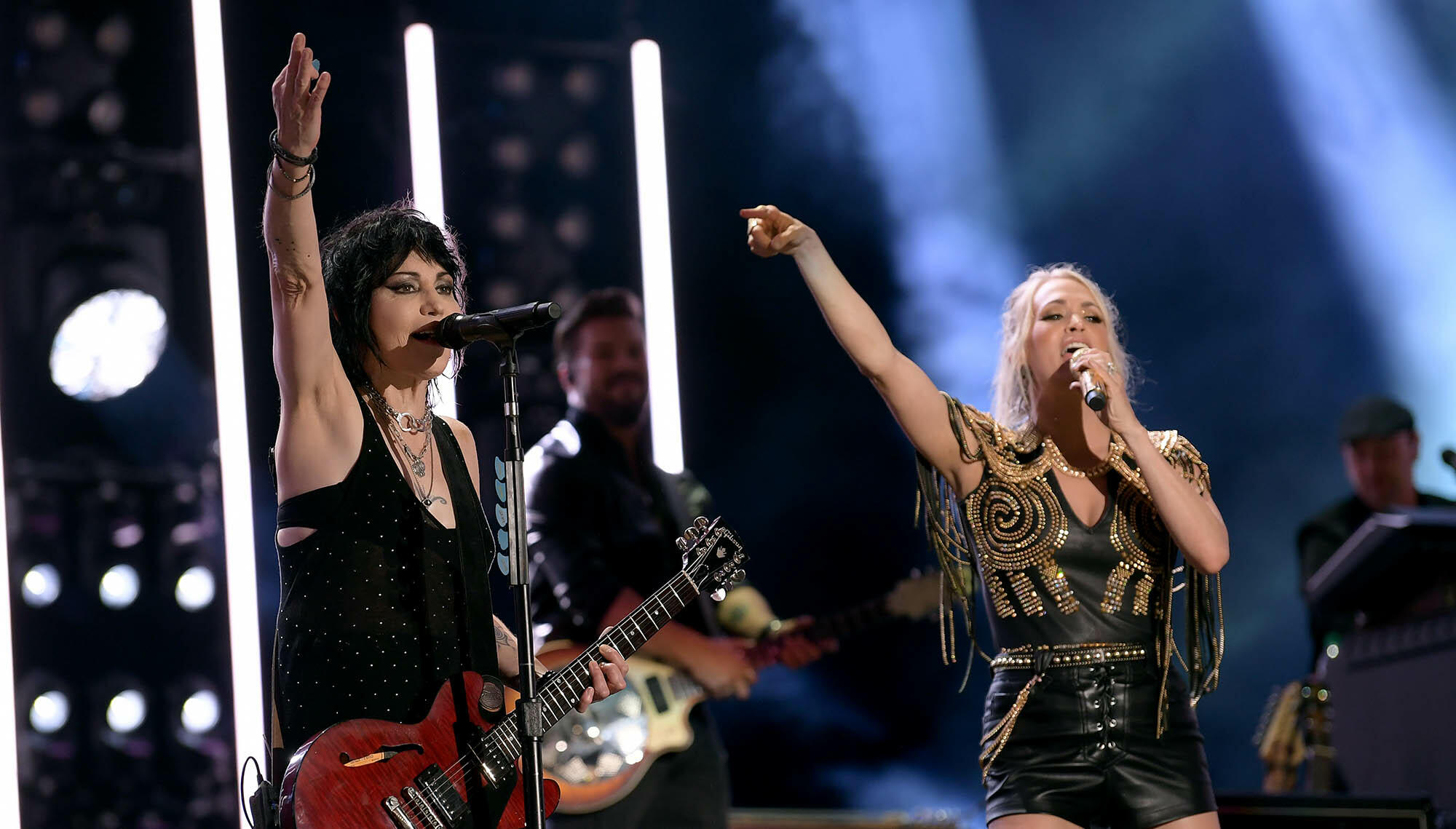 Joan Jett Lobbied NBC For Carrie Underwood Collaboration On 'SNF' Theme