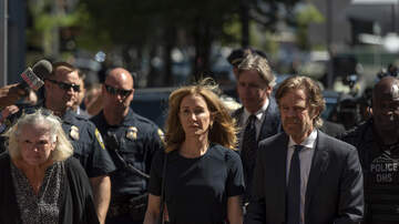 Entertainment News - Felicity Huffman Receives Prison Sentence For College Admissions Scam