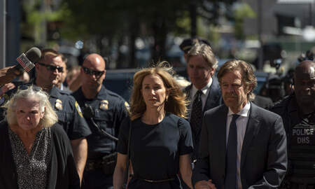 Marcella Jones - Felicity Huffman to get 14 days in Prison for college admissions scandal