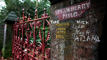 Rock News - Site That Inspired Beatles' 'Strawberry Fields' Opens As Tourist Attraction