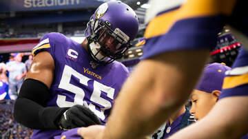 Vikings Blog - No soft launch needed for Barr, seasoned Vikings defense | KFAN 100.3 FM