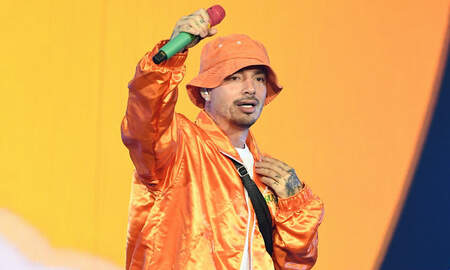 Trending - J Balvin Teams Up With Guess X FriendsWithYou For Tour Merchandise Line