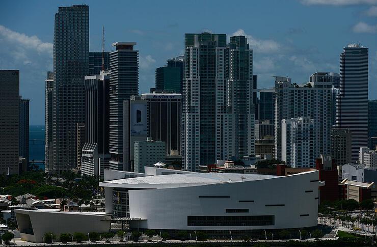 Oklahoma City Thunder v Miami Heat - Game Three