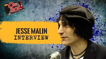 Out Of The Box - Jesse Malin Explains Lucinda Williams Collaboration On 'Sunset Kids'