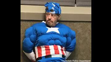 Coast to Coast AM with George Noory - Video: 'Captain America' Busted for Burglary in Mississippi