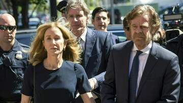 The Joe Pags Show - Actress Felicity Huffman Sentenced In College Admissions Scandal