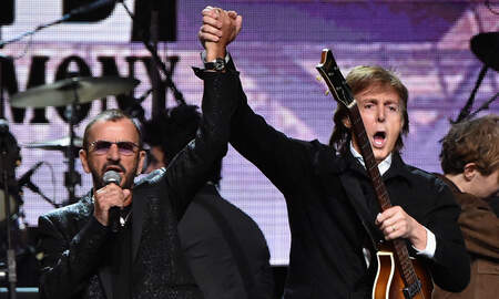 Rock News - Ringo Starr Reveals Emotional Beatles Moment On Upcoming 20th Solo Album