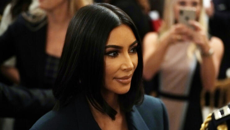 Kim Kardashian Reveals If She Will Have More Children | iHeartRadio